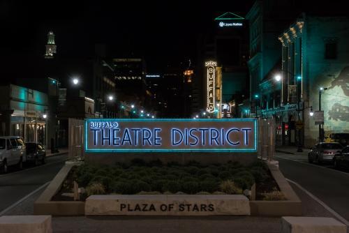 Buffalo Theatre District