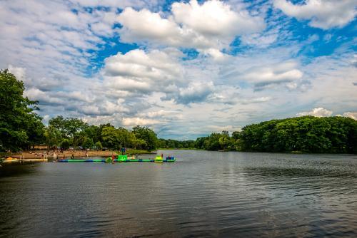 Green Lake, Orchard Park